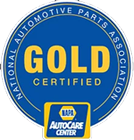 Napa Gold Certification
